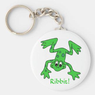 Ribbit Key Ring