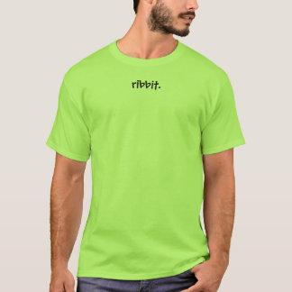 ribbit. T-Shirt