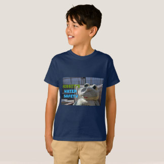 Ribbit's Water Safety T-Shirt Boys