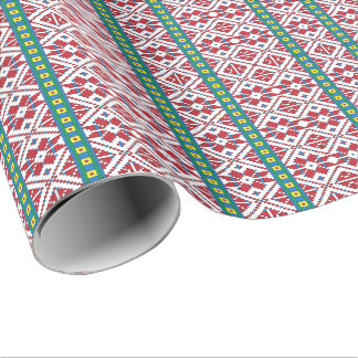Ribbon Alsunga I Wrapping Paper