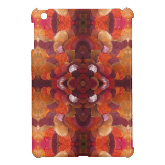ribbon flower i-pad mini case case for the iPad mini