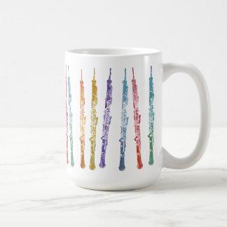 Ribbon of Oboes Coffee Mug