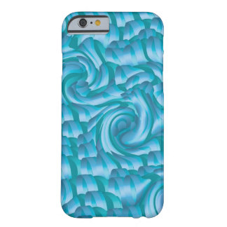Ribbon Of Waves Barely There iPhone 6 Case
