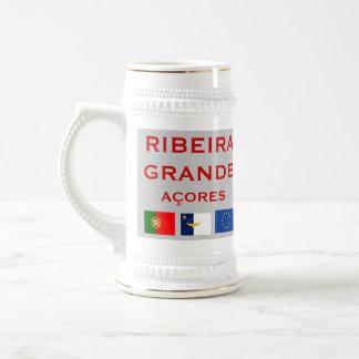 Ribeira Grande Beer Stein Mug