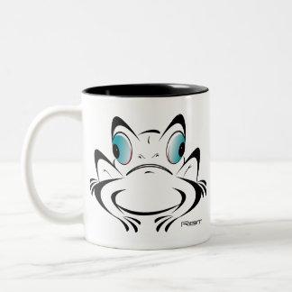 Ribit Two-Tone Mug
