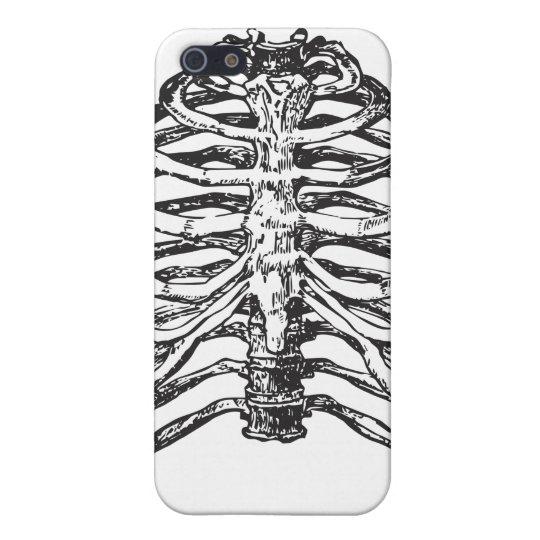 Ribs illustration - ribs art iPhone 5/5S case