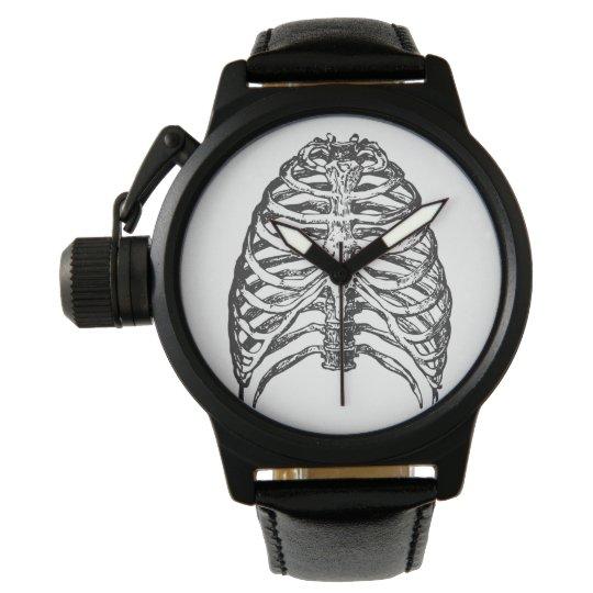 Ribs illustration - ribs art watch