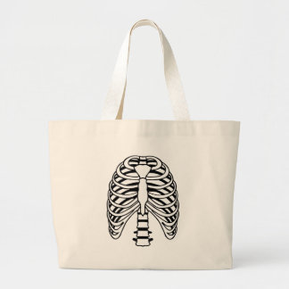 Ribs Jumbo Tote Bag