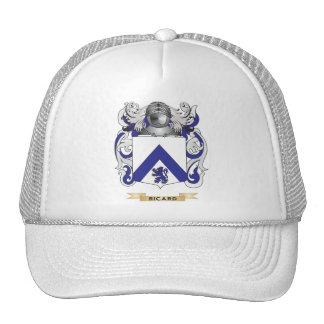 Ricard Coat of Arms (Family Crest) Trucker Hat