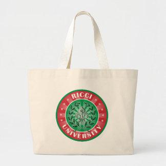 Ricci University Italian Jumbo Tote Bag
