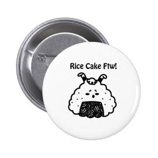 Rice Cake Button