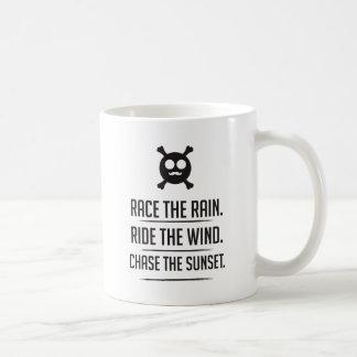 Rice in The Rain Coffee Mug