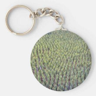 Rice paddy, Indonesia Key Ring