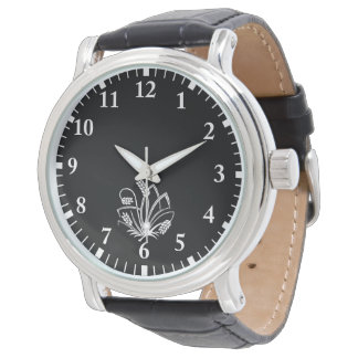 Rice plant butterfly watch
