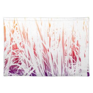 Rice plant placemat