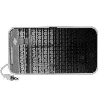 Rice storage laptop speaker