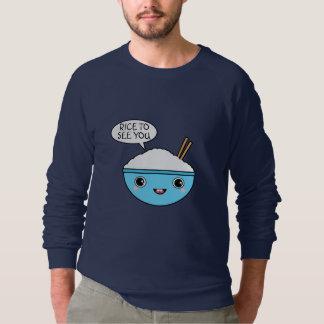 Rice to See You Sweatshirt