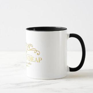 Rich Ain't Cheap Logo Mug