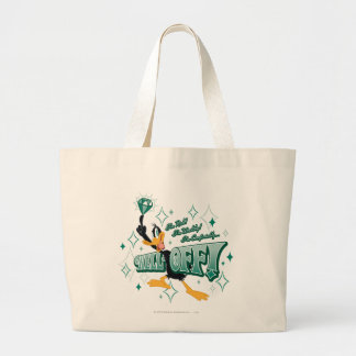 Rich and Wealthy DAFFY DUCK™ Canvas Bag
