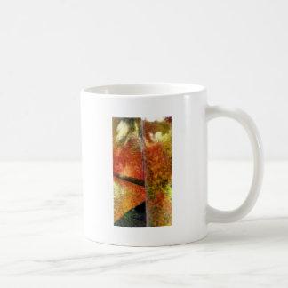 Rich colors shadows and lines coffee mug