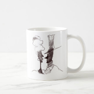 Rich Couple Coffee Mug