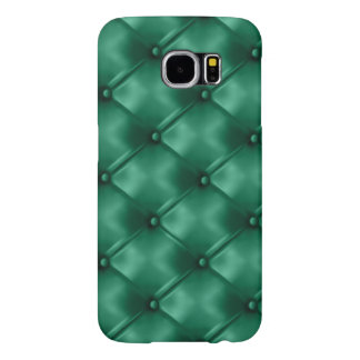Rich Emerald Green Leather Bespoke Statement Color