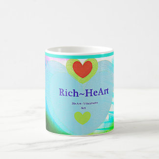 Rich Heart Coffee Mug
