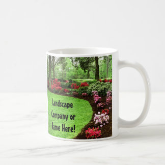 Rich Landscape Lawn Care Business Coffee Mug