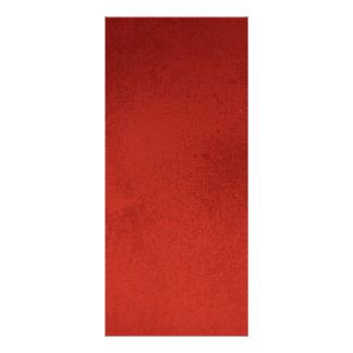 RICH RED GRADIENT BACKGROUND LOVE TEXTURED TEMPLAT RACK CARD DESIGN