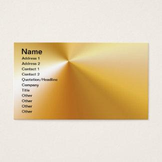 RICH SATIN SILK METALLIC GOLD  BACKGROUNDS DIGITAL BUSINESS CARD