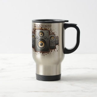 Rich Sound Products Travel Mug