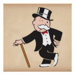 Rich Uncle Pennybags 3 Print