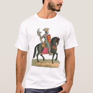 Richard 1'st Of England - 1194 Medieval T-Shirt