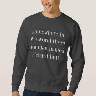 richard butt sweatshirt