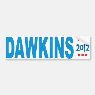 Richard Dawkins Bumpersticker Bumper Sticker