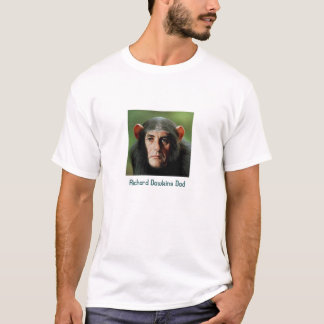 Richard Dawkins Dad Tee Shirt