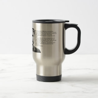 Richard Dawkins Travel Mug