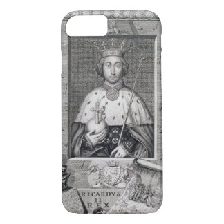 Richard II (1367-1400) King of England 1377-99, af iPhone 7 Case