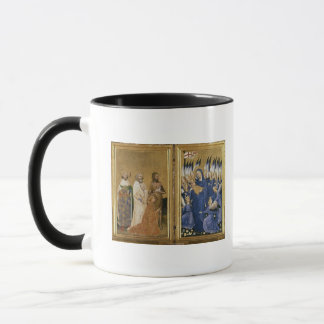 Richard II Presented to the Virgin and Child Mug