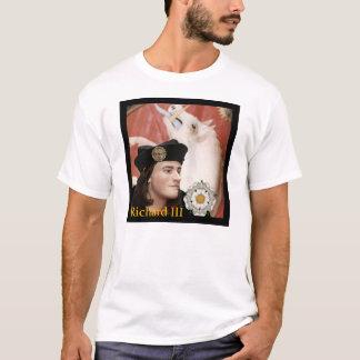 Richard III and his White Boar emblem T-Shirt