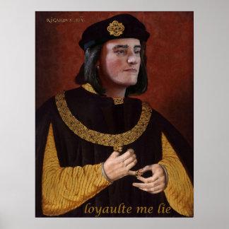 Richard III gets a new head his own Print