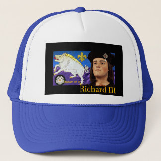Richard III King forever! Trucker Hat