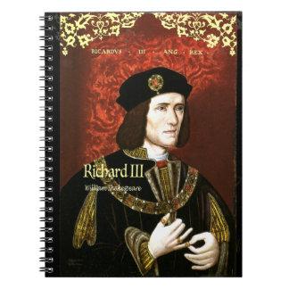 Richard III Notebooks