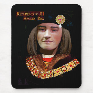 Richard III portrait Mouse Pad