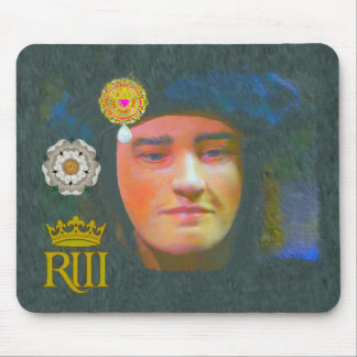 Richard III smiling Mouse Pad