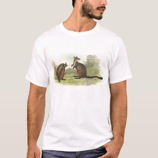 Richard Lydekker - Brush-Tailed Rock-Wallaby T-Shirt