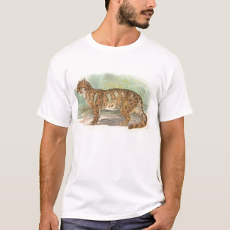 Richard Lydekker - Clouded Leopard T-Shirt