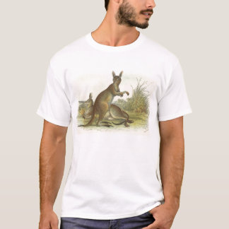 Richard Lydekker - Great Grey Kangaroo T-Shirt