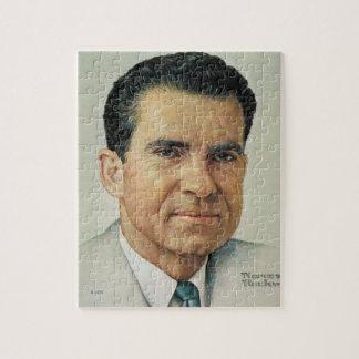 Richard Milhouse Nixon Puzzles