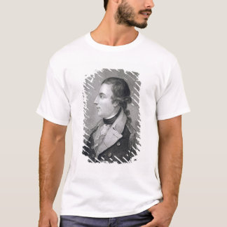 Richard Montgomery (1736-75) engraved by E. Macken T-Shirt